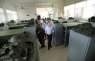 Preparan próxima inauguración de Cuartel Militar en Chicomuselo