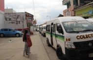 No se permitirá transporte irregular en la ciudad de Tapachula