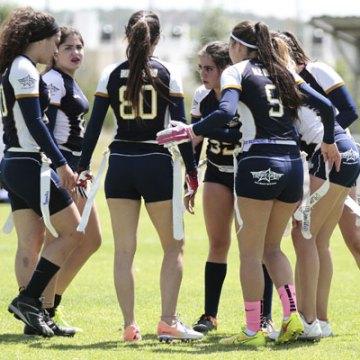 La Selección Chiapas listo para el Flagtex en Texcoco