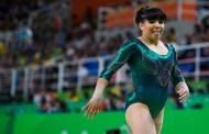 Alexa Moreno la mejor gimnasta mexicana