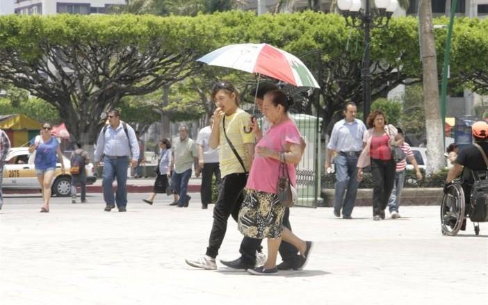 Habrá 40 grados de temperatura en 16 estados, incluyendo Chiapas