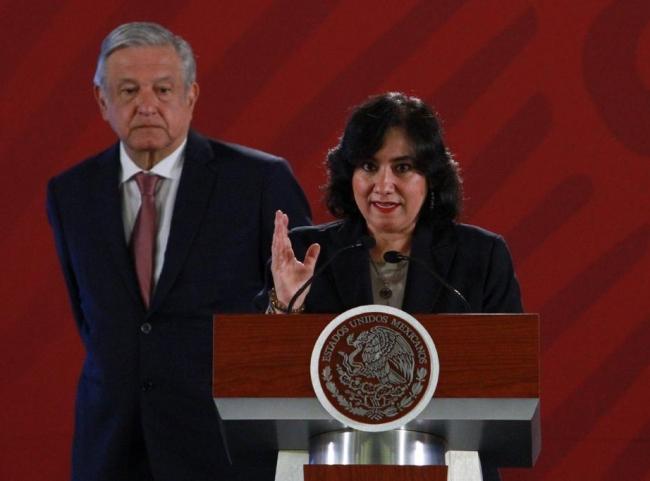 Gobierno federal transparentará su nómina, anuncia López Obrador