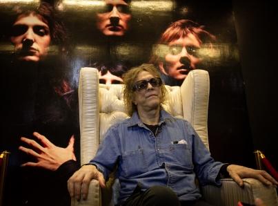 Comparte Mick Rock fotografías inéditas de Queen con mexicanos
