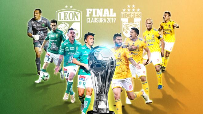 Final inédita entre León y Tigres en la Liga MX