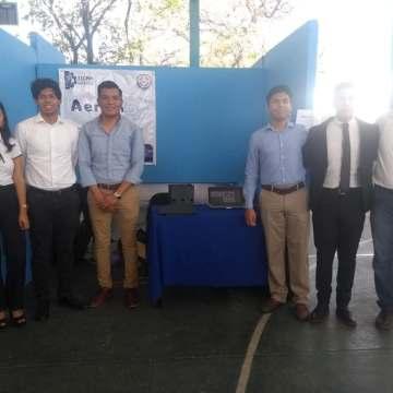 Grupo de jóvenes crea proyecto para monitorear la calidad del aire en tiempo real