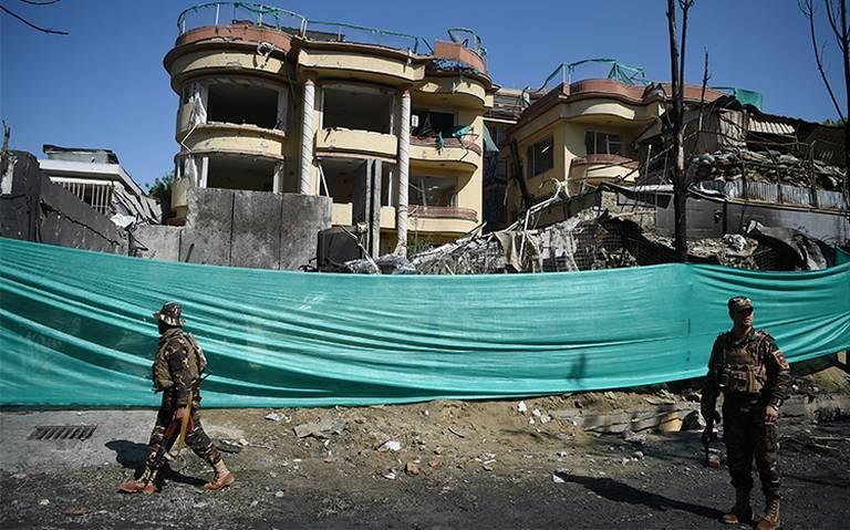 Mueren cinco niños en un atentado explosivo en Afganistán
