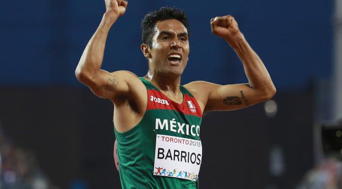 Juan Luis Barrios no irá a Juegos Panamericanos