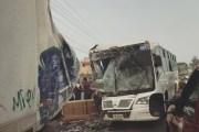 Accidente en la México-Querétaro deja 15 heridos