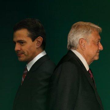 EUA no ha notificado a México sobre investigación contra Peña Nieto: AMLO