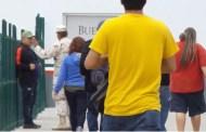 Aseguran a 64 migrantes en 5 puntos de Veracruz