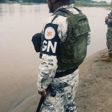Guardia Nacional 'rescata' a 20 mil migrantes en frontera sur en los últimos dos meses