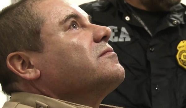 Cadena perpetua a Joaquín «El Chapo» Guzmán en EUA