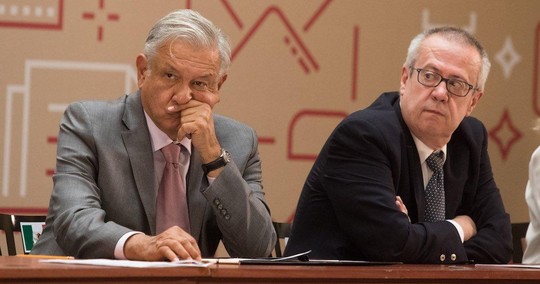 """""""El conflicto de interés se llama Alfonso Romo"""", revela Carlos Urzúa"""