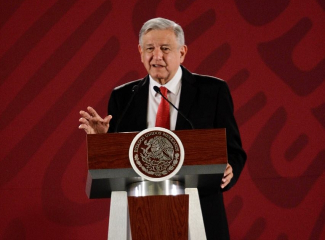 AMLO sugiere a partidos políticos reducir gastos en 50 por ciento