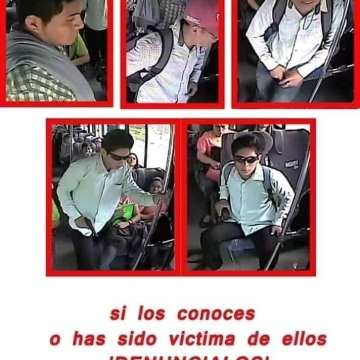 3 sujetos armados asaltan autobús de Ocozocoautla