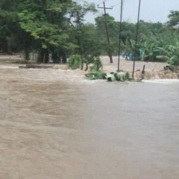 Urge supervisión de ríos y arroyos ante intensas lluvias
