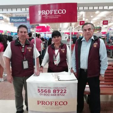 """Diez quejas y 100 mil pesos recuperados a favor de consumidores en """"Buen Fin"""": Profeco Chiapas"""