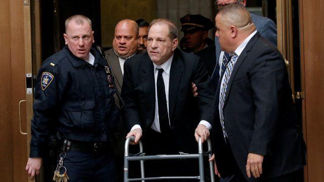 Productor de cine es declarado culpable de violación y delito sexual