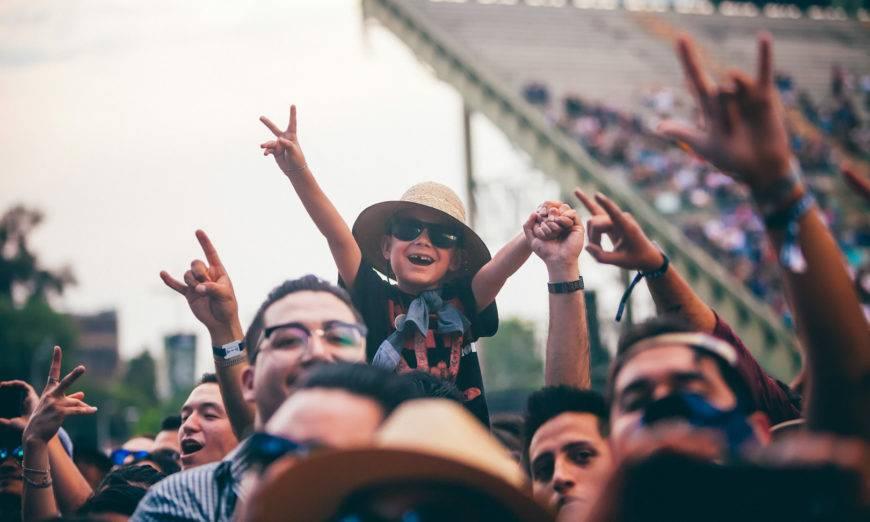 Pese a alerta por el coronavirus, más de 110 mil personas acudieron al Vive Latino