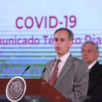 Coronavirus en México duraría al menos 12 semanas