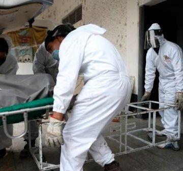 Michoacán reporta 38 muertos y 257 casos positivos por COVID-19