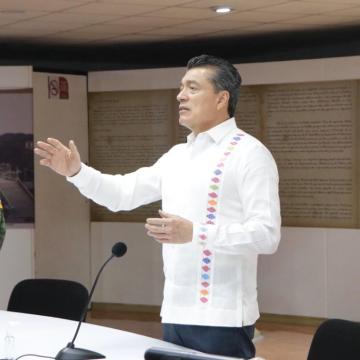 Llama el gobernador Rutilio Escandón a continuar con los cuidados en casa
