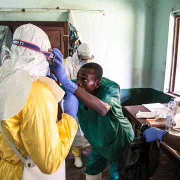 El Gobierno de la República Democrática del Congo declara un nuevo brote de ébola