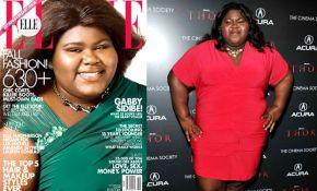 Gabourney Sidibe had her skin lightened on the cover of Elle Mag (http://jezebel.com/5640135/elle-also-seems-to-have-also-lightened-gabourey-sidibes-skin)