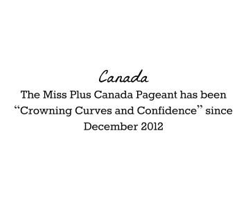 Celebrating CURVES in North America/Canada