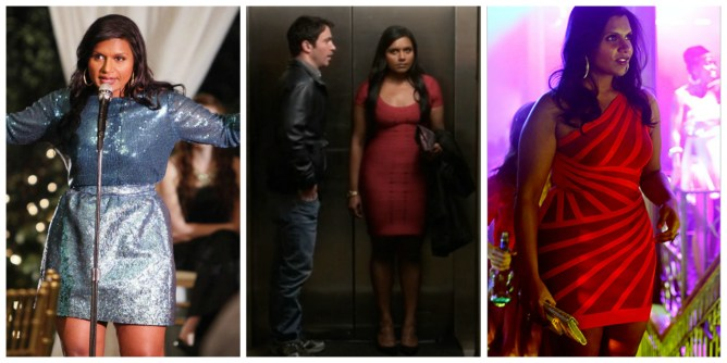 The Mindy Project / Curves Ahead