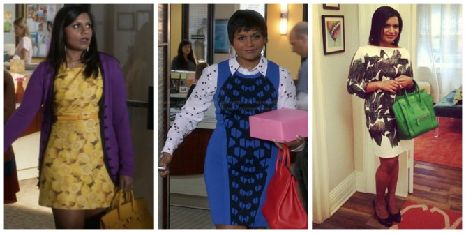 The Mindy Project / Office Looks
