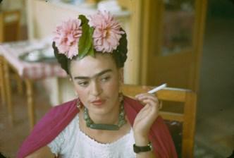 Nickolas Muray 'Frida, Mexico, 1940′ c.1940