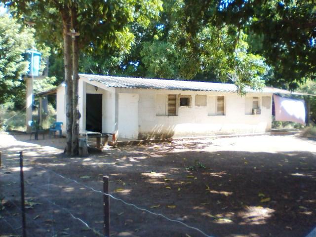 De esta vivienda salió Carlos Javier Salmerón Herrera el pasado lunes 20 de marzo y desapareció misteriosamente