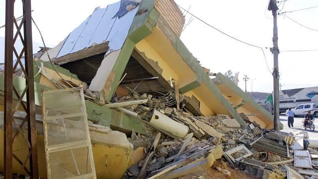 Terremoto en la zona fronteriza entre Iraq e Irán ha cobrado 400 vidas