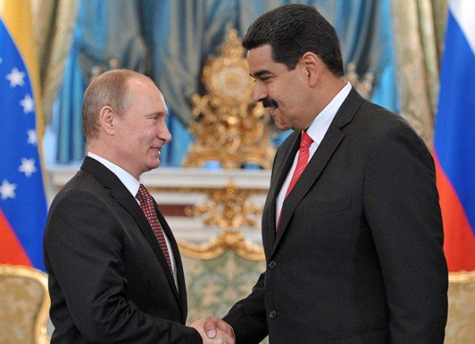Rusia, la única esperanza de Venezuela
