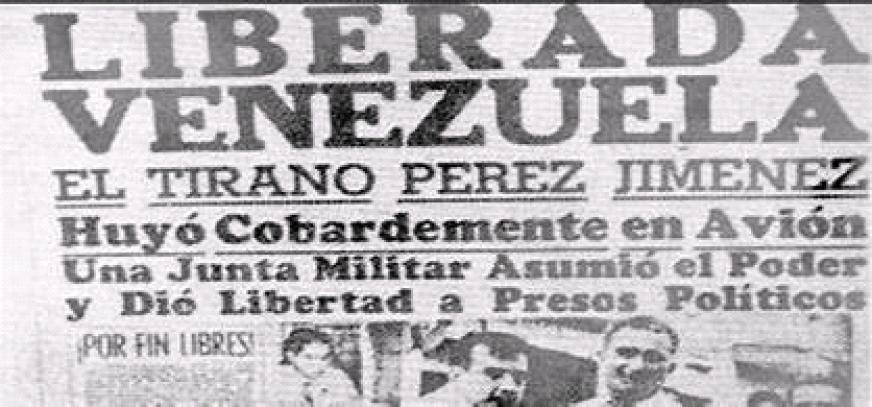 23 de enero del 1958
