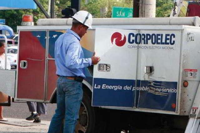 El gobierno nacional implementa a partir de este primero de abril un cronograma de racionamiento eléctrico en Venezuela. Foto Referencial.