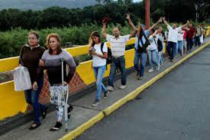 Han tenido que irse de Cúcuta más  de 700 inmigrantes venezolanos