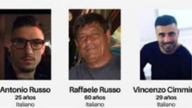 Por 43 euros, policias mexicanos vendieron a tres italianos