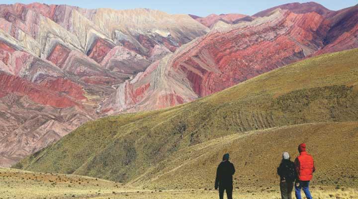 Humahuaca. Argentina. Patrimonio cultural del mundo.