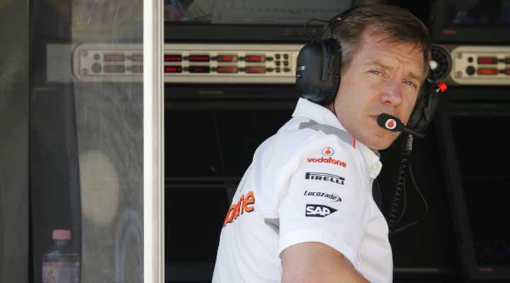 Despidieron a Tim Goss de la McLaren