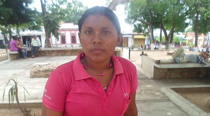 María Calcurian expresó que nunca se animó a inscribirse en el CNE