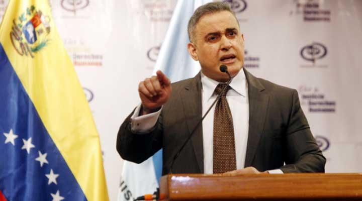 Saad indicó que fue abierta una investigación sobre el Presidente Encargado Juan Guaidó. Foto Referencial.