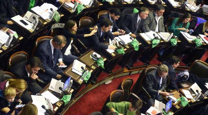El proyecto de ley del Aborto en Argentina pasara al senado quien dará la ultima palabra