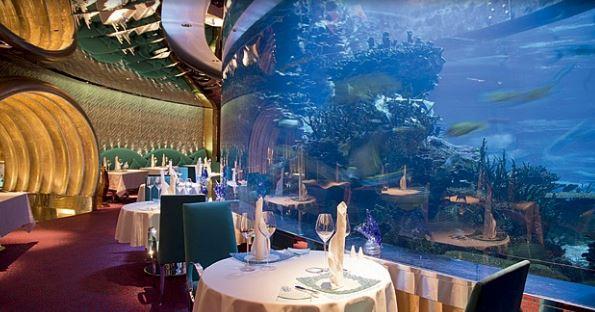 La magia bajo el mar