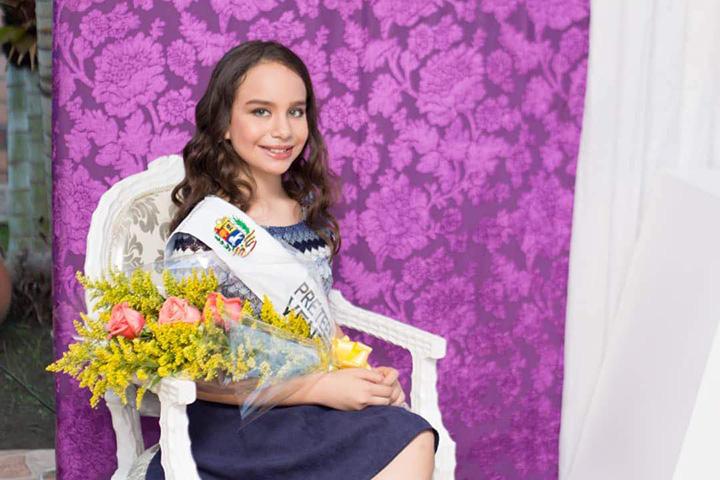 Adriana Verónica Wojciechowicz Valor. Pre Teen World Venezuela 2018