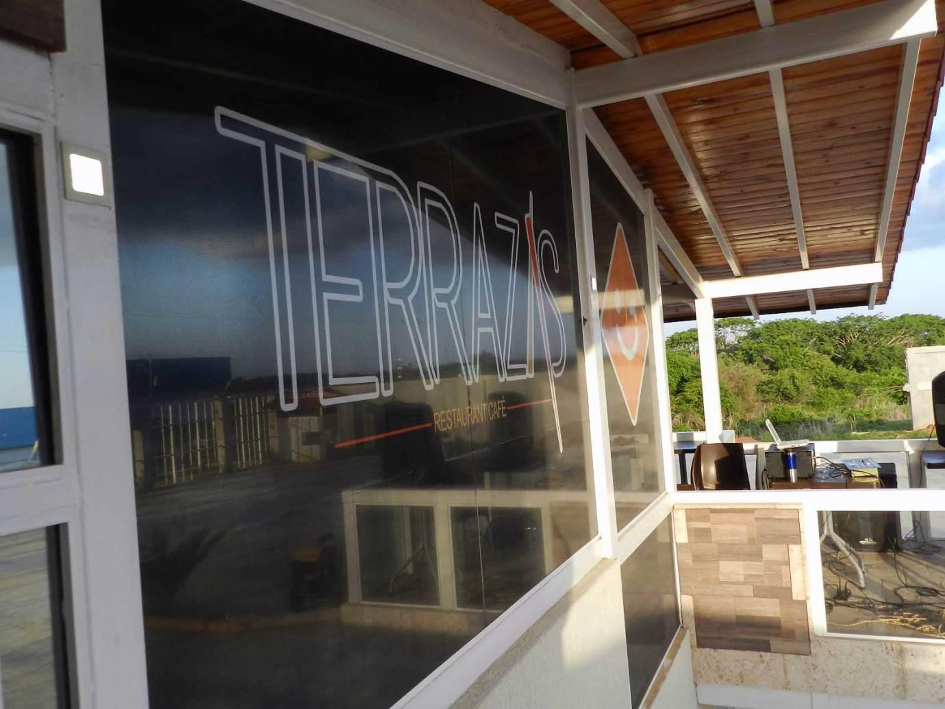 El encuentro fue en Terrazas Cafe.