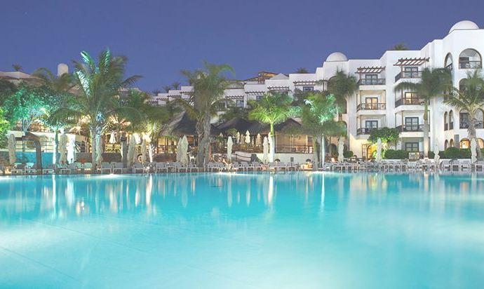 Lanzarote y su Hotel Princesa Yaiza
