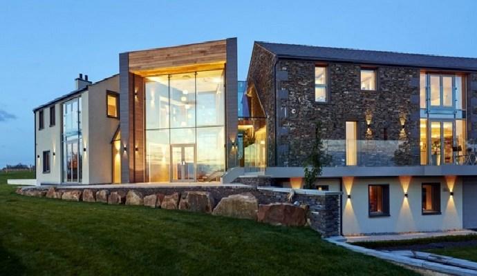 Edificios eficientes con sistemas pasivos