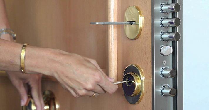 Cambio preventivo de cerradura. Tranquilidad y seguridad.
